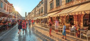 Viaje de estudiantes a Croacia