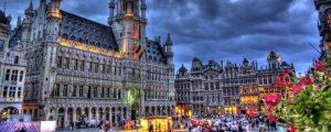 Viaje fin de curso a Bruselas