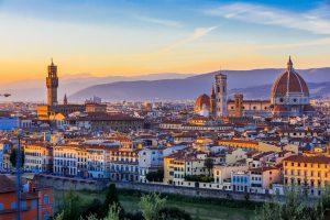 Viaje de fin de curso a Florencia