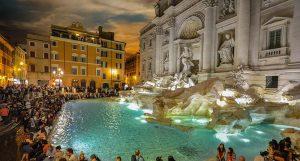 Viaje para universitarios a Roma