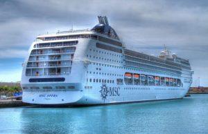 Crucero de universitarios al Caribe