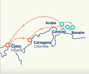 Crucero fin de curso universitarios al Caribe