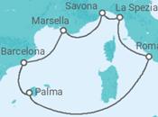 Crucero de estudiantes Costa Cruceros