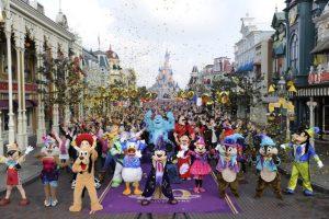 Viaje de estudiantes a Disney