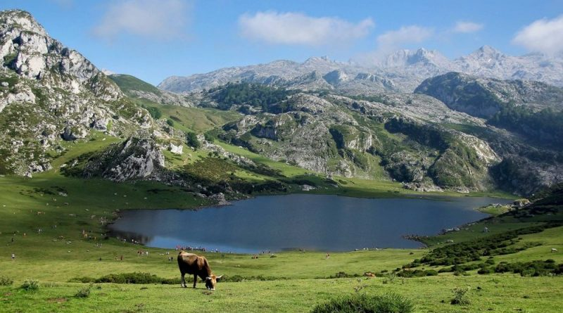 Fin de curso en Asturias
