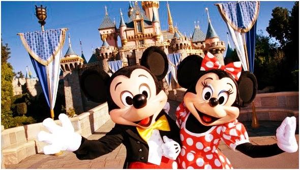 Viaje fin de curso Disneyland Paris