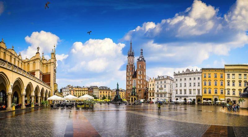 Viaje de estudiantes a Cracovia