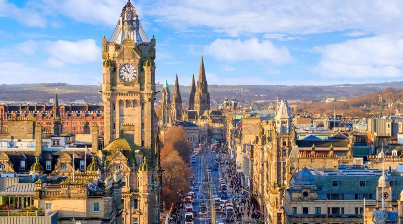 Fin de curso a Edimburgo
