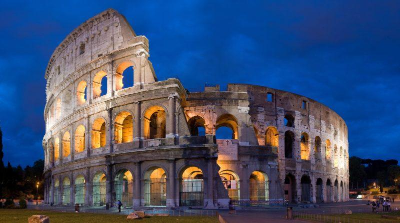 Fin de curso a Roma