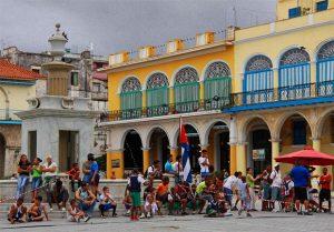 Fin de carrera en Cuba