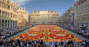 Fin de carrera en Bruselas
