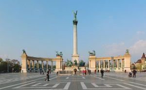 Viaje fin de carrera Budapest