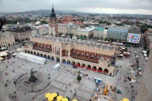 Viaje de fin de curso a Cracovia