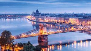 Viaje para estudiantes a Budapest