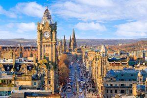 Viaje fin de curso Edimburgo