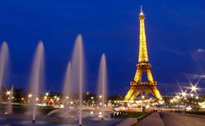 Fin de curso en Paris