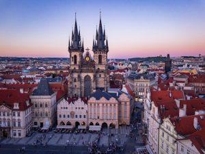 Viaje para universitarios a Praga