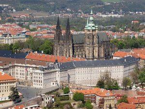 Fin de curso en Praga