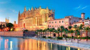 Viaje de estudiantes a Mallorca